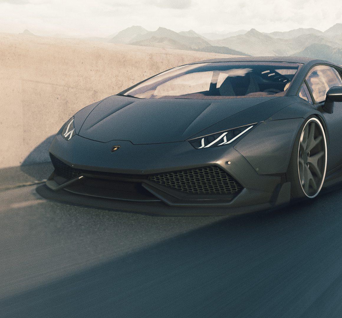 Lamborghini Huracán | Liberty Walk